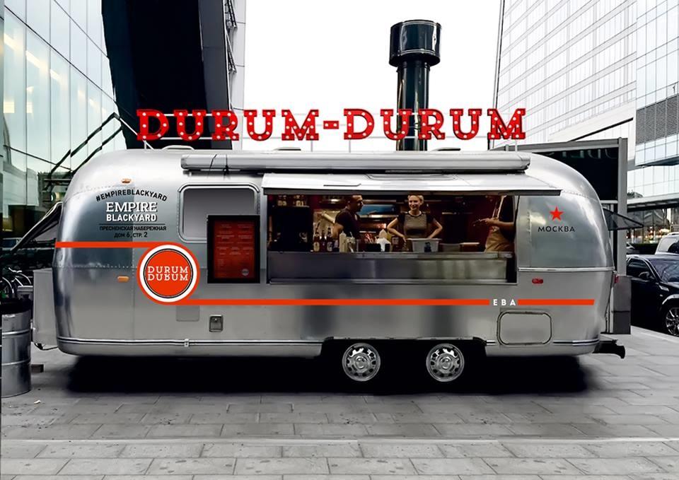 фудтрак Durum Durum 6