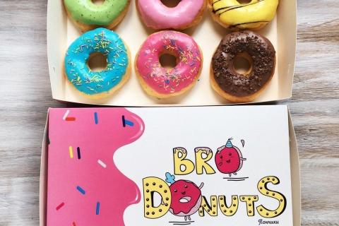 Bro' Donuts 8
